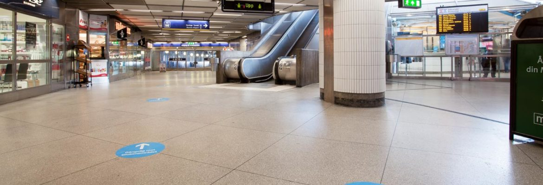 Golvdekaler -floor imaging